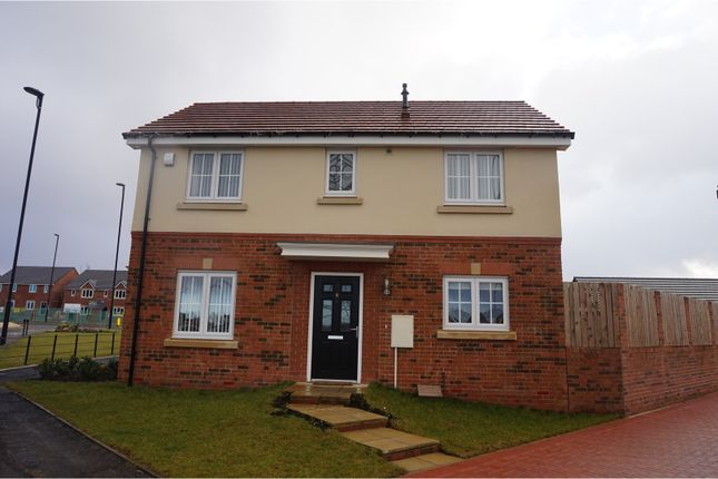 Thumbnail Detached house for sale in Hotspur North, Newcastle Upon Tyne