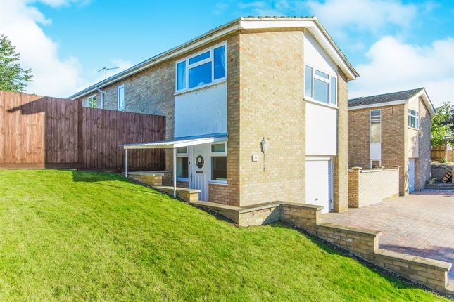 Thumbnail Detached house for sale in The Avenue, Stanwick, Wellingborough