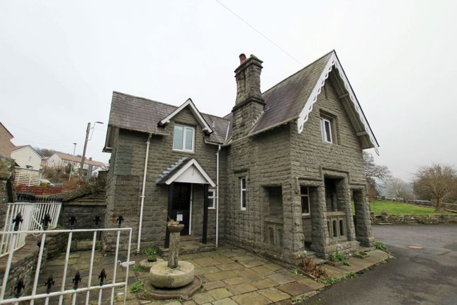 Thumbnail Detached house to rent in Brecon Road, Crickhowell