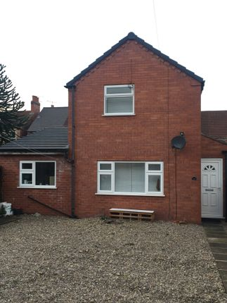 Thumbnail Detached house to rent in Birkland Street, Mansfield