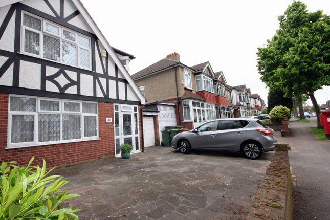 Thumbnail Semi-detached house for sale in Aldwick Road, Croydon, 4Pn
