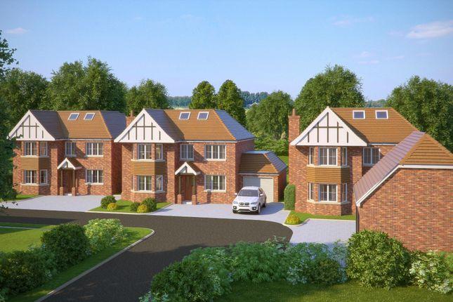 Thumbnail Detached house for sale in Fairfield Lane, Farnham Royal, Slough