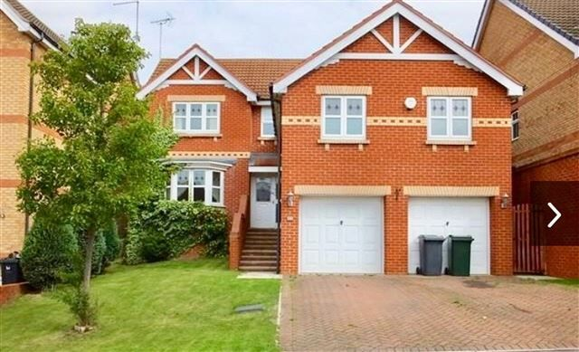 Thumbnail Detached house for sale in Haigh Moor Way, Swallownest, Sheffield