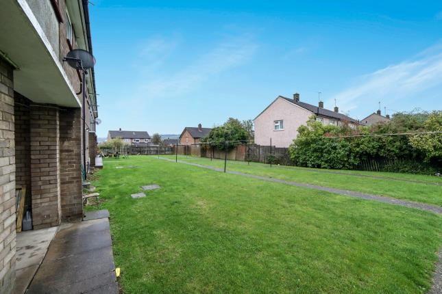Communal Gardens of Aspley Close, Luton, Bedfordshire LU4