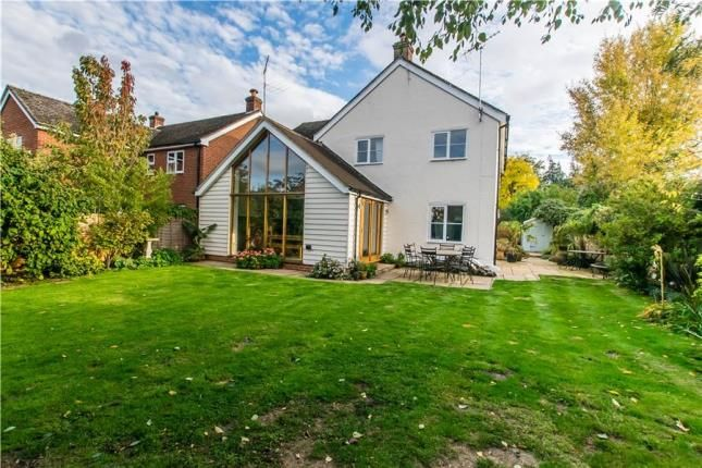 Thumbnail Detached house for sale in Littlebury, Saffron Walden, Essex