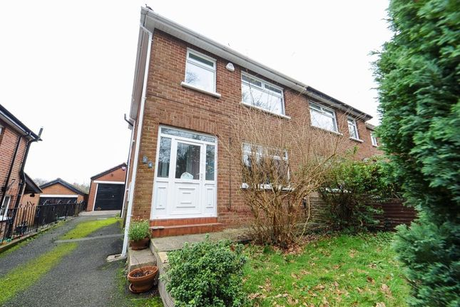 3 bed semi-detached house for sale in Lennox Avenue, Belfast BT8