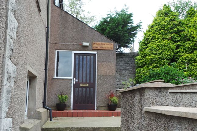 Thumbnail Flat to rent in Broughton Road, Dalton In Furness