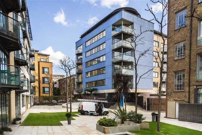 Thumbnail Flat to rent in New Wharf Road, London