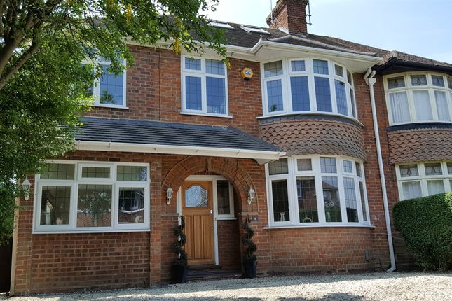 Thumbnail Semi-detached house for sale in Middle Road, Aylesbury