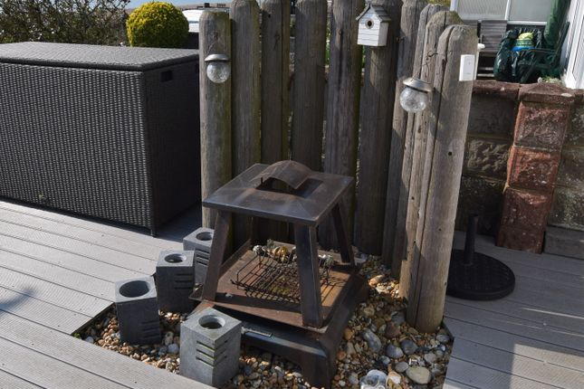 Fire Pit of Coast Road, Pevensey Bay BN24