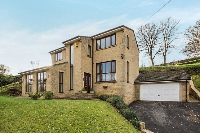 Thumbnail Detached house for sale in Stainland Road, Holywell Green, Halifax