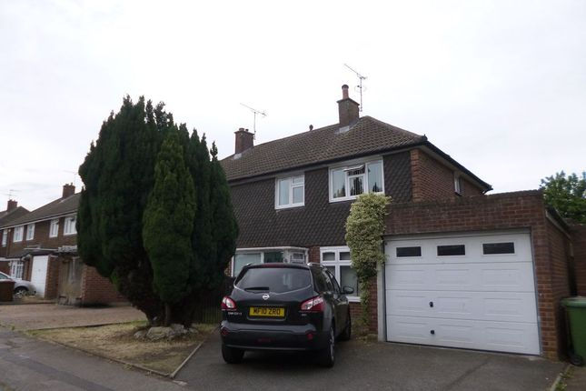 Thumbnail Semi-detached house to rent in Marion Close, Bushey