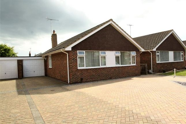 Thumbnail Detached bungalow for sale in Cumberland Avenue, Goring By Sea, Worthing