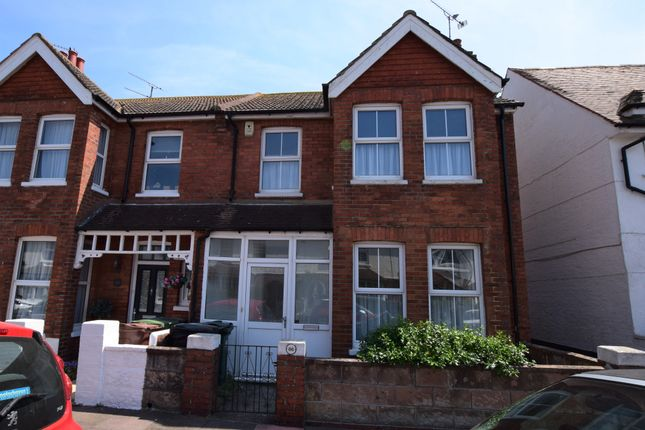 Thumbnail End terrace house for sale in Sidley Road, Eastbourne