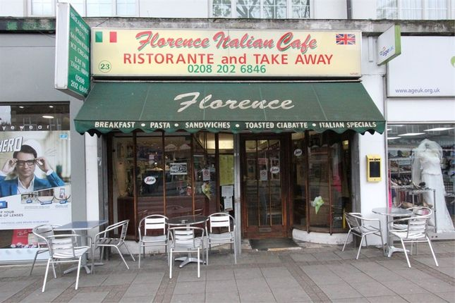 Thumbnail Commercial property to let in Vivian Avenue, London