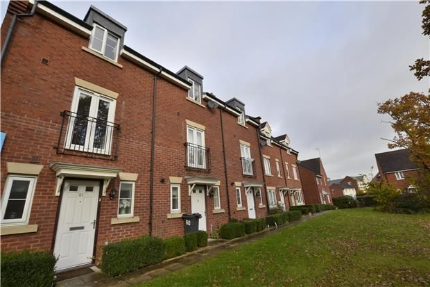 Thumbnail Town house for sale in Beamont Walk, Brockworth, Gloucester