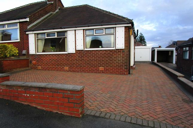 Thumbnail Semi-detached bungalow for sale in Bedford Avenue, Shaw, Oldham