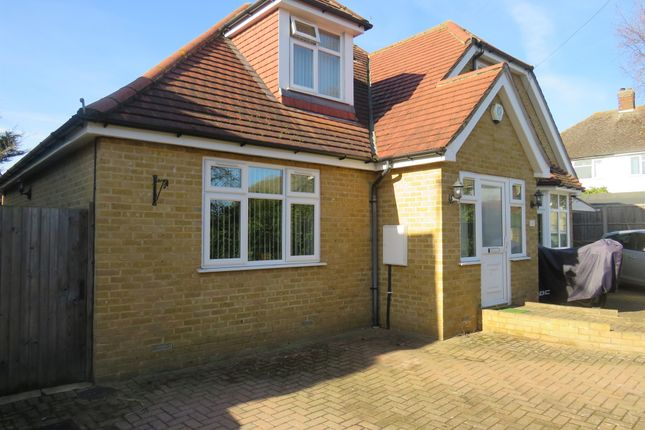 Thumbnail Detached bungalow for sale in Hunters Lane, Leavesden, Watford