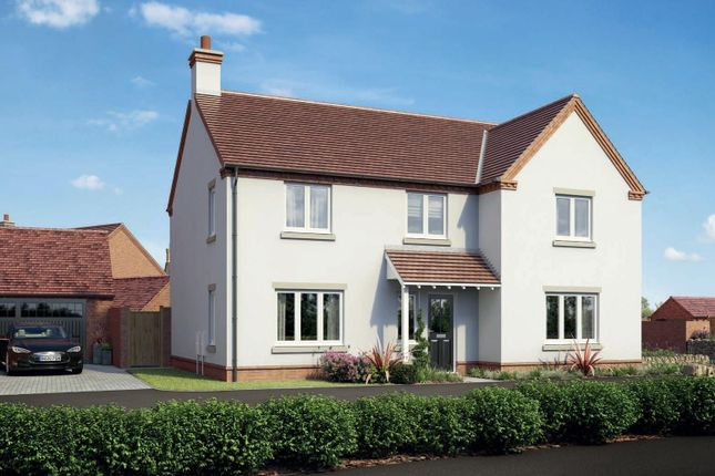 Thumbnail Property for sale in Worthington Lane, Newbold Coleorton, Coalville