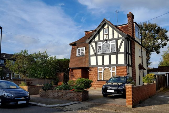 Thumbnail Detached house for sale in Rowantree Road, Enfield