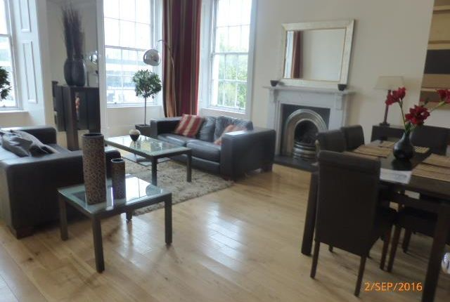 Thumbnail Flat to rent in Fitzroy Place, Glasgow