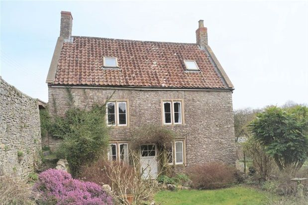 Thumbnail Detached house for sale in Bowlish, Somerset
