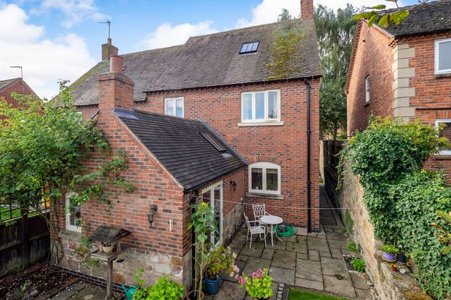 Thumbnail Semi-detached house for sale in Palmerston Court, Melbourne, Derby