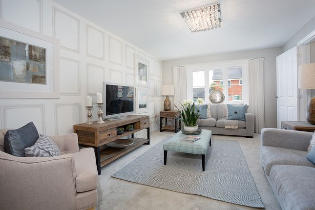 """4 bedroom detached house for sale in """"The Durham"""" at Lynchet Road, Malpas"""