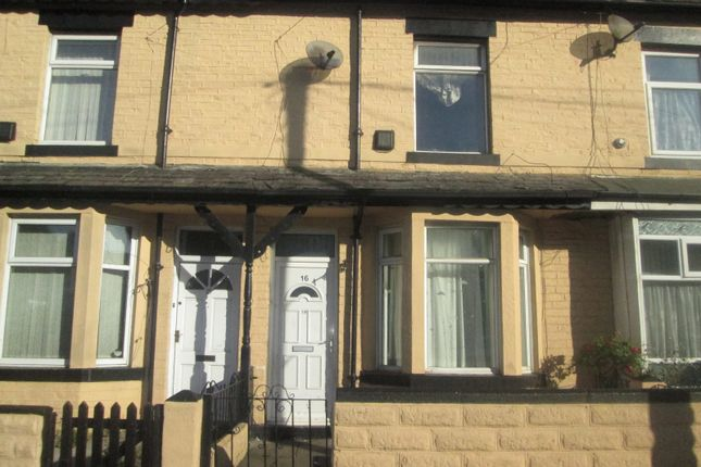 Thumbnail Terraced house to rent in New Hey Road, Bradford