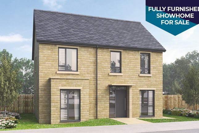 "Thumbnail Detached house for sale in ""The Durham"" at Stopes Road, Stannington, Sheffield"