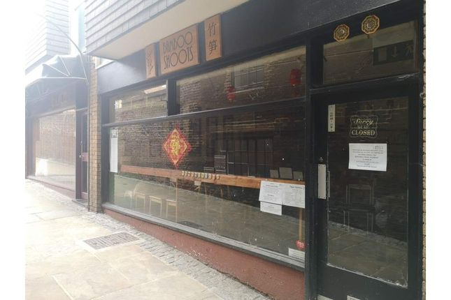 Thumbnail Retail premises to let in 7 Jeffries Passage, Guildford GU1 4Ap