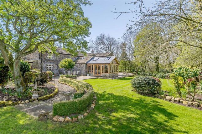 Thumbnail Detached house for sale in Back Road, High Birstwith, North Yorkshire