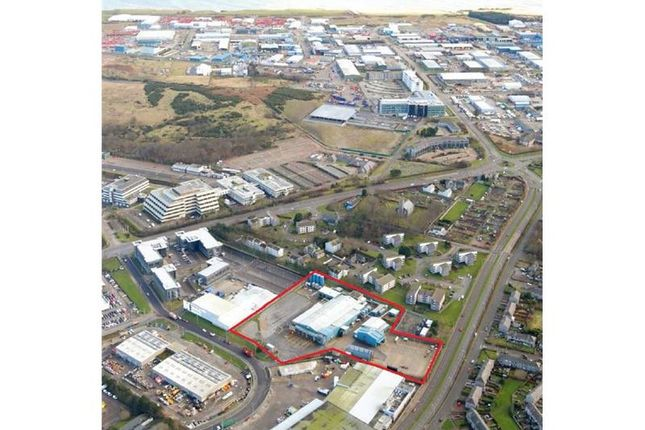 Thumbnail Commercial property for sale in Craigshaw Drive, West Tullos Industrial Estate, Aberdeen, Aberdeen City