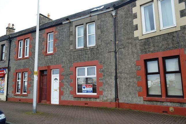Thumbnail Flat to rent in Wellesley Road, Methil, Fife