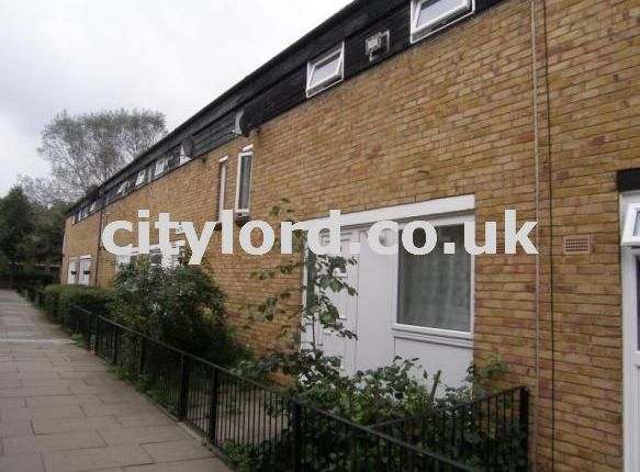 Thumbnail Terraced house to rent in Wren Path, Thamesmead, London