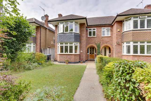 Thumbnail Semi-detached house for sale in Queen Annes Place, Enfield