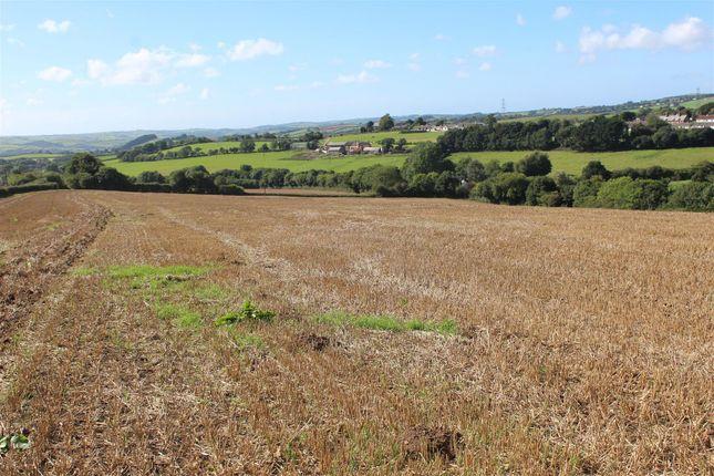Thumbnail Land for sale in Chittlehampton, Umberleigh