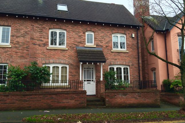 Thumbnail Town house to rent in Thorneyholme Drive, Knutsford