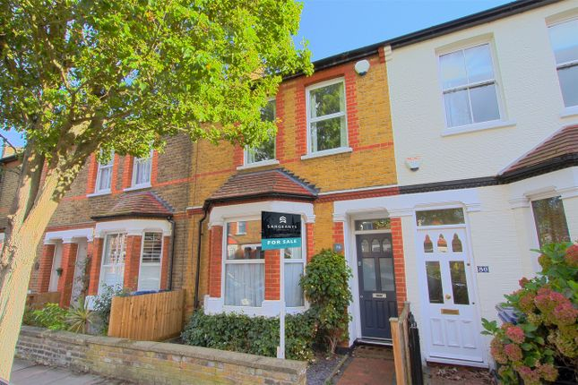 Thumbnail Terraced house for sale in Hessel Road, London