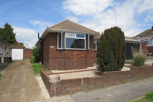 Thumbnail Detached bungalow for sale in Graham Crescent, Portslade, Brighton