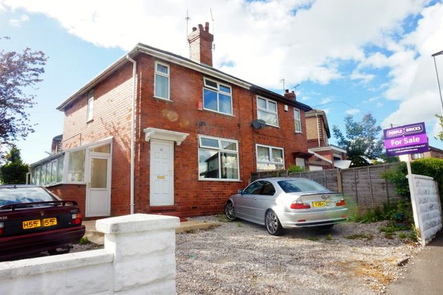 Thumbnail Semi-detached house for sale in Broadway, Stoke-On-Trent