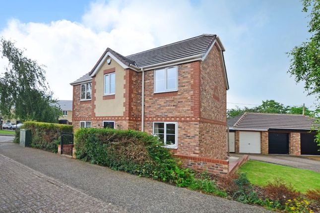 Thumbnail Detached house for sale in Crofters Close, Killamarsh, Sheffield