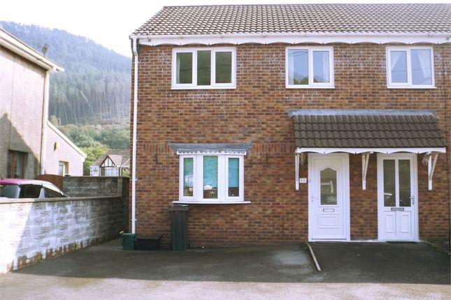Thumbnail Semi-detached house for sale in Twyn Yr Ynys, Cwmavon, Port Talbot, West Glamorgan