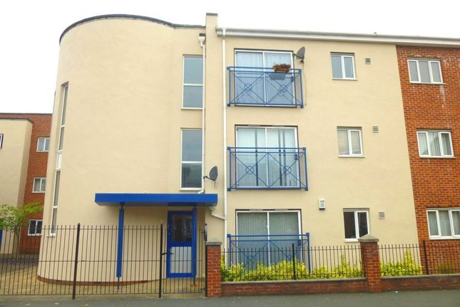 Thumbnail Flat to rent in Mallow Street, Hulme, Manchester