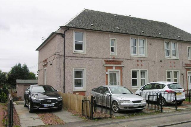 Thumbnail Flat to rent in Miller Street, Carluke