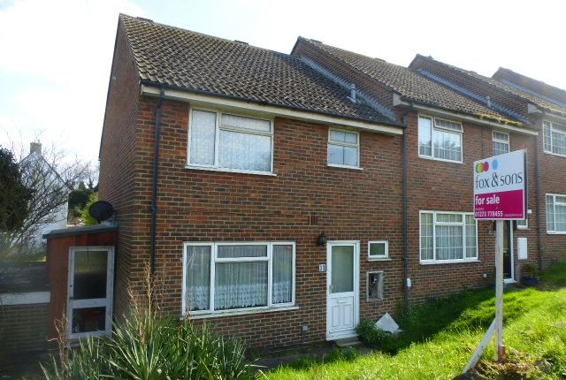 Thumbnail Semi-detached house for sale in New Barn Close, Portslade, Brighton