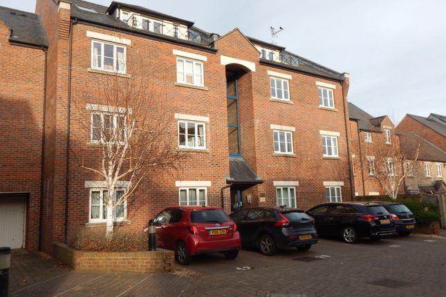Thumbnail Flat for sale in Geoffrey Farrant Walk, Taunton, Somerset