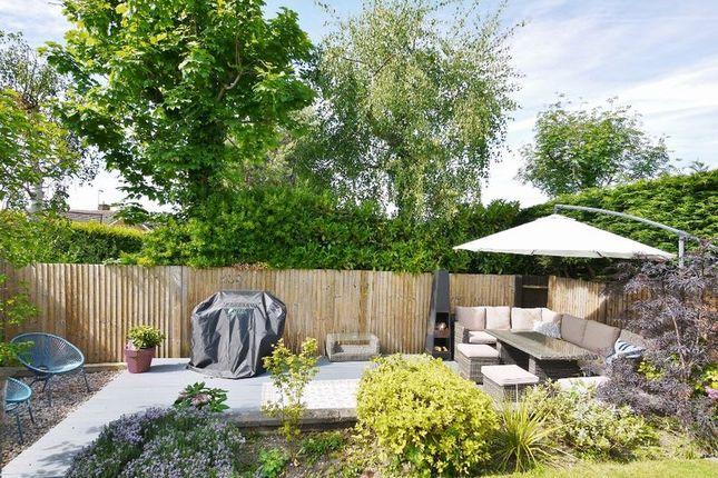 Decked Terrace of Woodhill Park, Pembury, Tunbridge Wells TN2