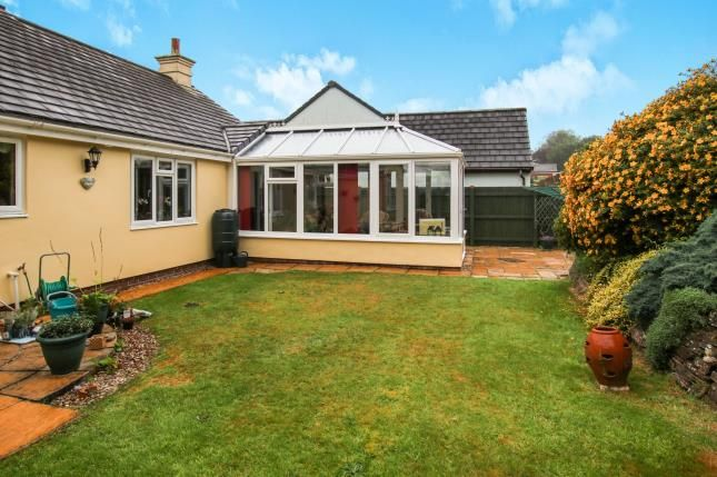 Thumbnail Bungalow for sale in Bodmin, Cornwall, .
