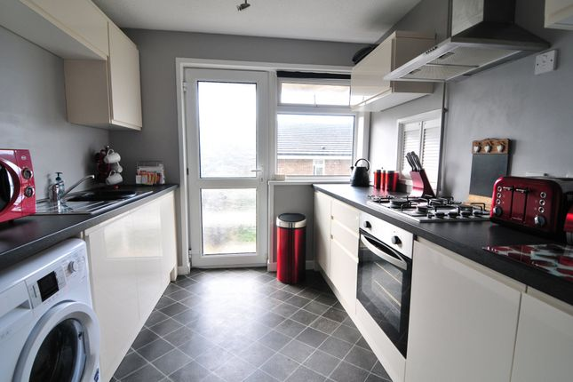Thumbnail 3 bed terraced house to rent in Langdale Gardens, Leigham, Plymouth